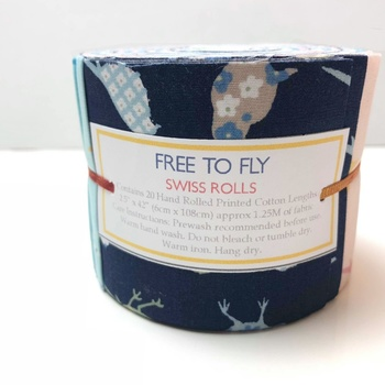 Jelly Rolls - Free To Fly
