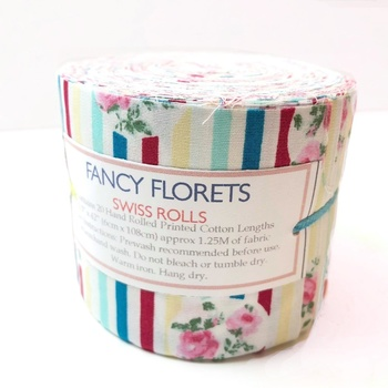 Jelly Rolls - Fancy Florets