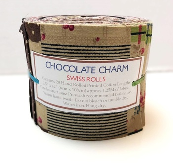 Jelly Rolls - Chocolate Charm