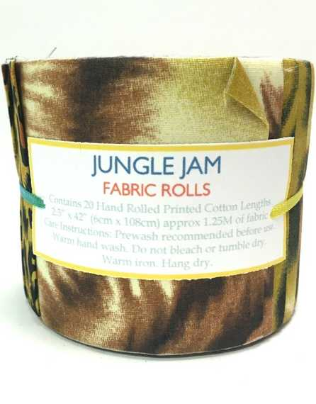 Jelly Rolls - Jungle Jam