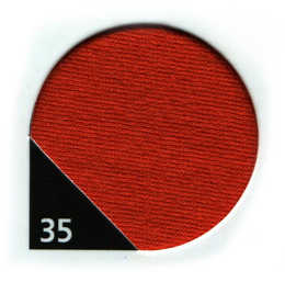 48 mm kantband Terracotta 35 5 m - 45:-
