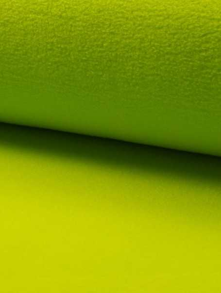 Lime Fleece
