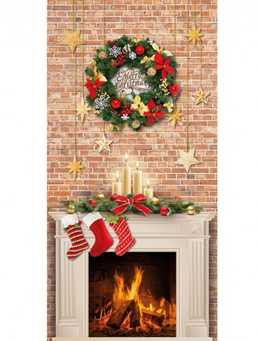 Fireplace Canvas panel