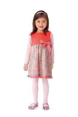 9401. Burda - CHILDREN'S DRESS