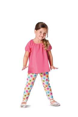 9440. Burda - TODDLERS PANTS