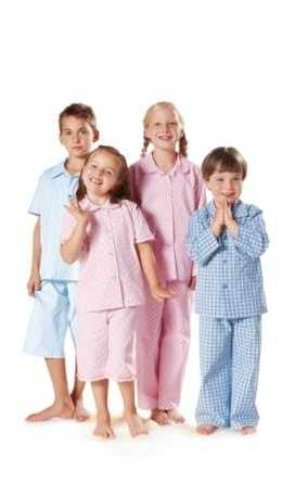 9747. Burda - CHILDRENS SLEEPWEAR