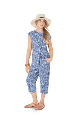 9325. Burda - BURDA STYLE PATTERN CHILD'S OVERALLS