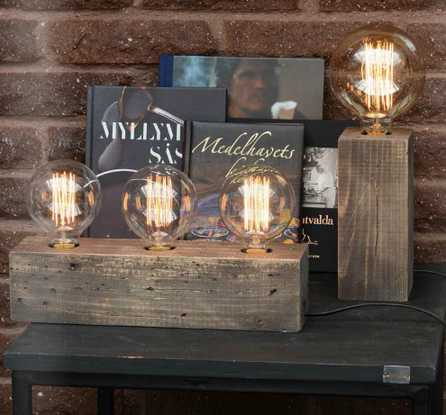 Lodge Trio | Bordslampa