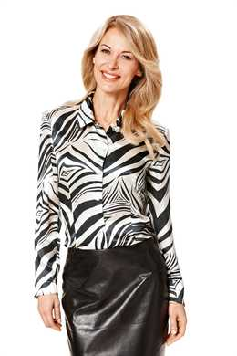 2561. Burda Dam - BLOUSE