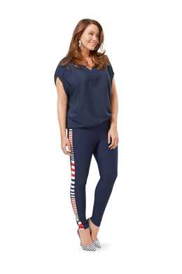 6677. Burda Dam - LEGGINGS PLUS SIZES