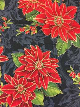 Poinsettia / DARK