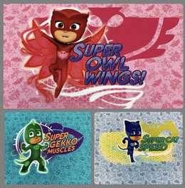 Panel PJ Masks