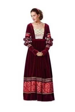 7171. Burda Dam - RENAISSANCE DRESS