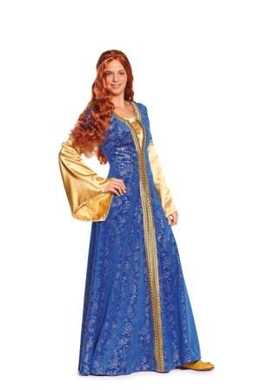 7468. Burda Dam - DRESS & BONNET MIDDLE AGES