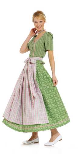 7870. Burda Dam - SKIRT & APRON