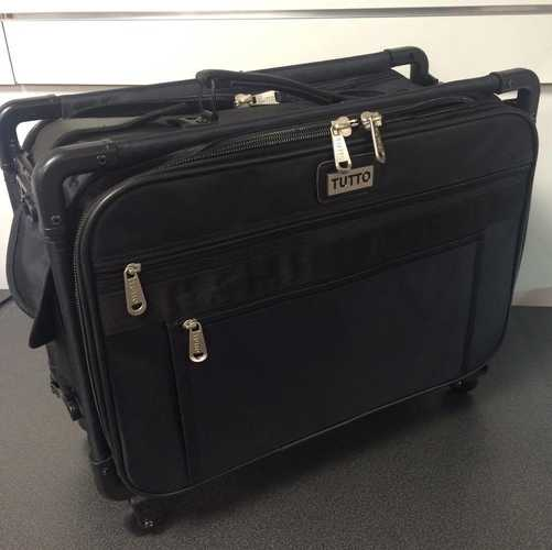 Tutto bag medium svart