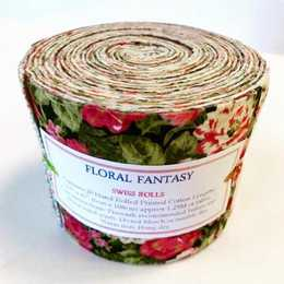 Jelly Rolls - Floral Fantasy