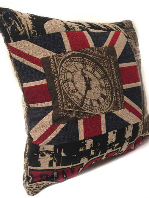 England Klock Pillow