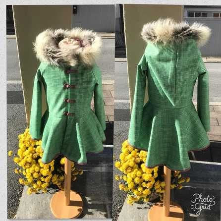 6. Fairytale Hoodie child size 80-164