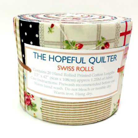 Jelly Rolls - The Hopeful Quilter