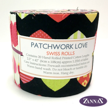 Jelly Rolls - Patchwork Love